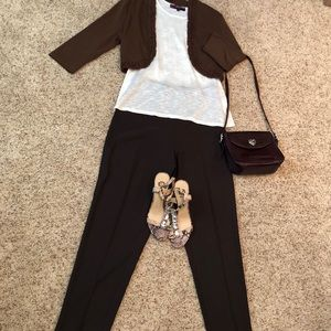 Other - Brown outfit, purse and shoes